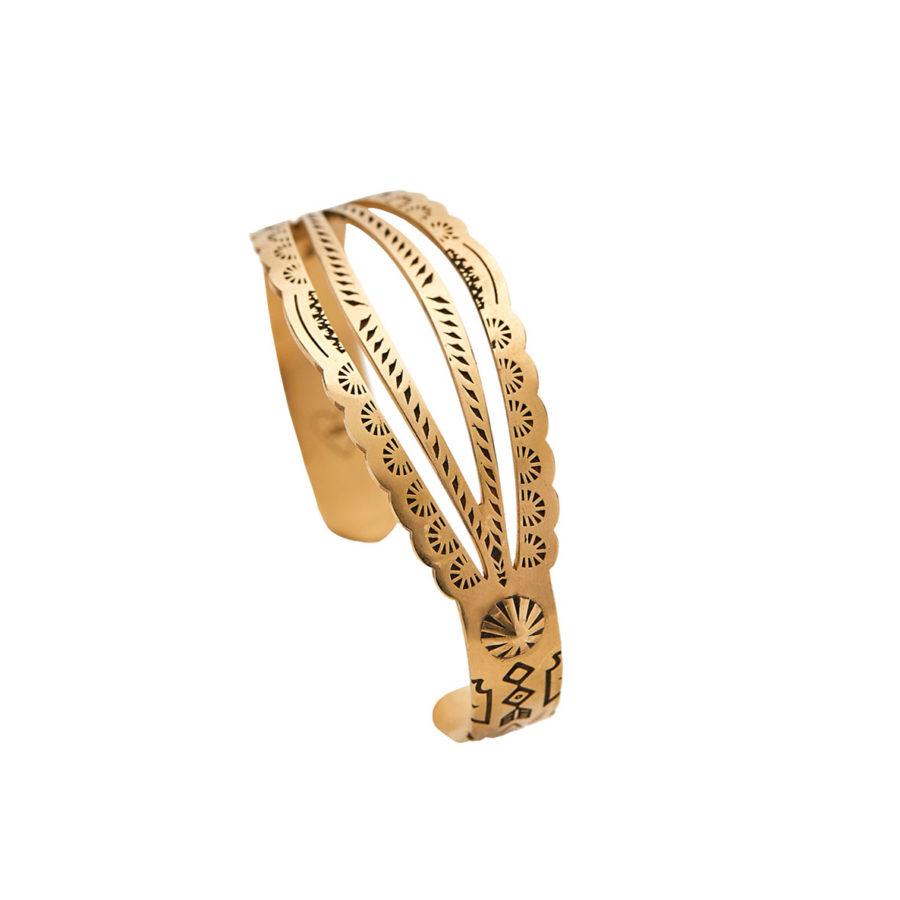 Christina Alexiou American Indian Bracelet
