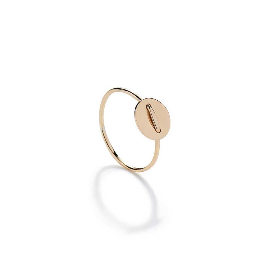 Christiana Kafa Small Massif Ring CHK07S.R.G