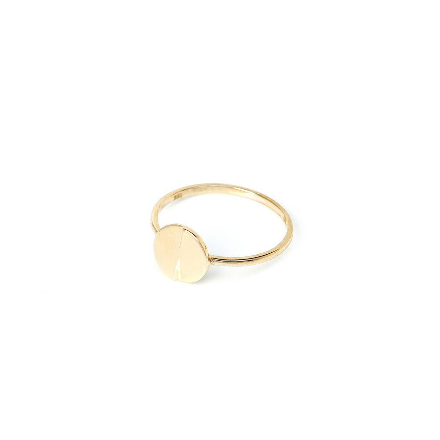 Christiana Kafa Crooked Massif Ring