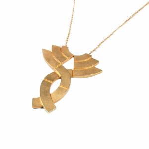 Eva Papadopoulou Amalthea Large Necklace