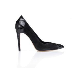 Rania Kroupi Ladon Elegant Heel Pumps