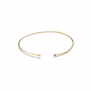 Eikosi Dyo Rose Bangle Bracelet