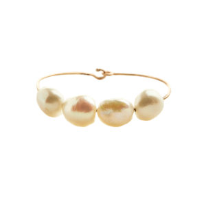Christina Alexiou Four Pearls Bracelet
