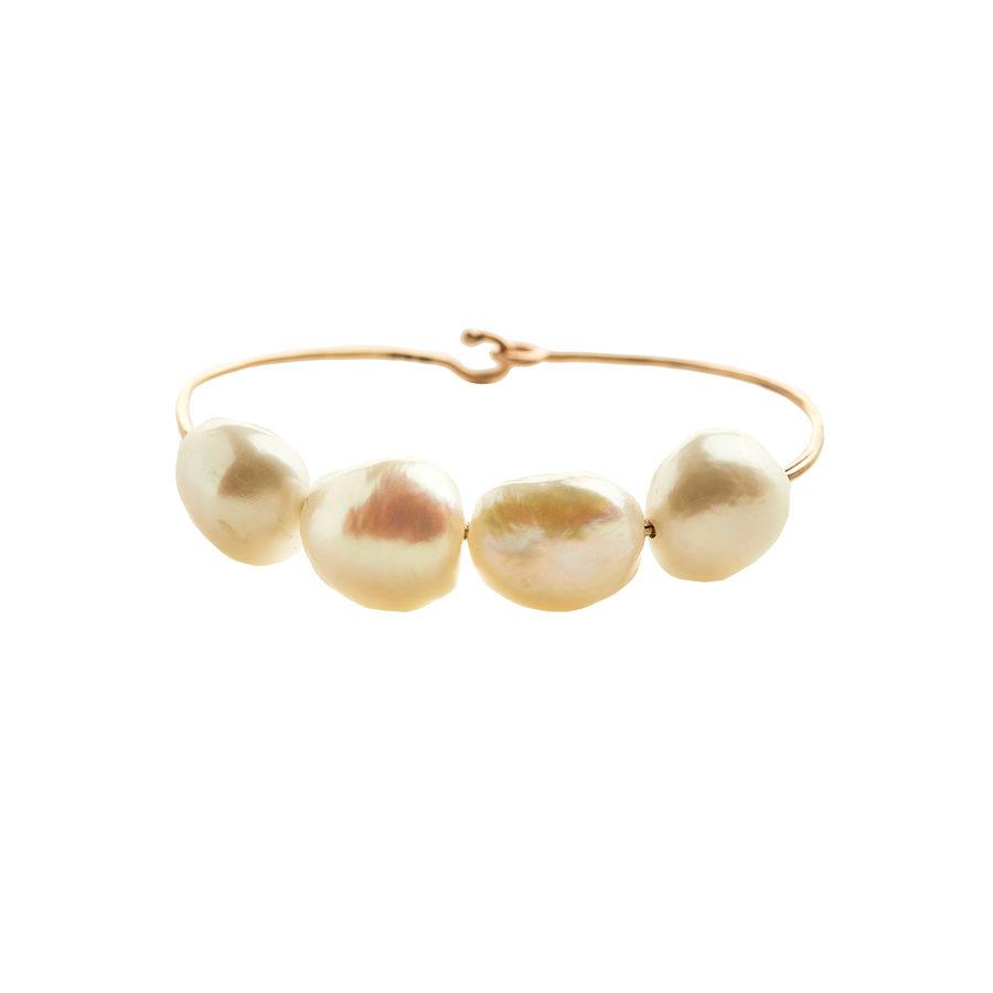 Christina Alexiou Four Pearls Bracelet