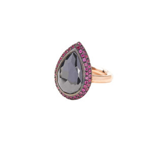 Christina Alexiou Moissonite Ring