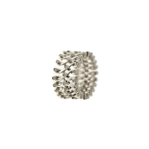 Gallery Diamond White Gold and Diamonds Ring-Bracelet