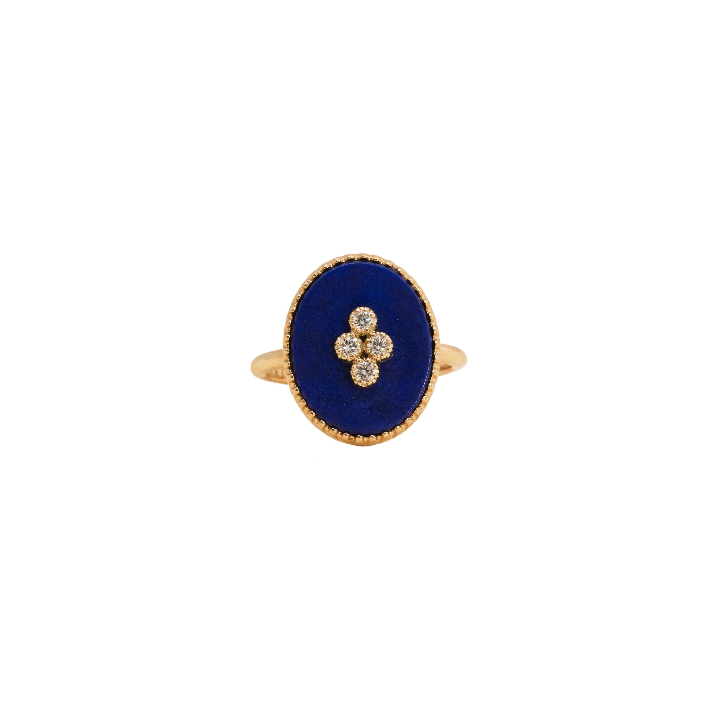 Maison Artaner La Rose des Alizes Ring