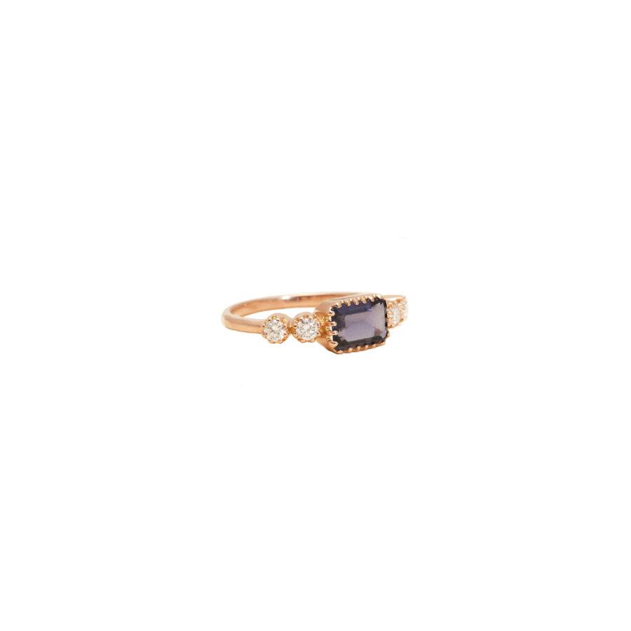 Maison Artaner Antoinette Lolite Ring