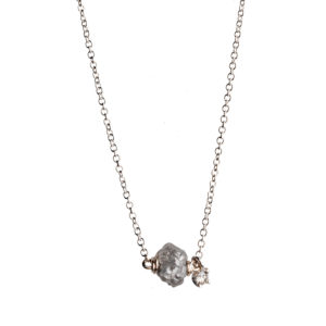 Rock Diamond Chain Neckalce