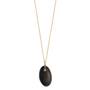 Dolly Boucoyannis Pebble on Chain Necklace DBC54