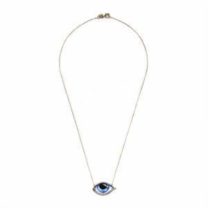 Lito Tu es partout Blue Eye Necklace