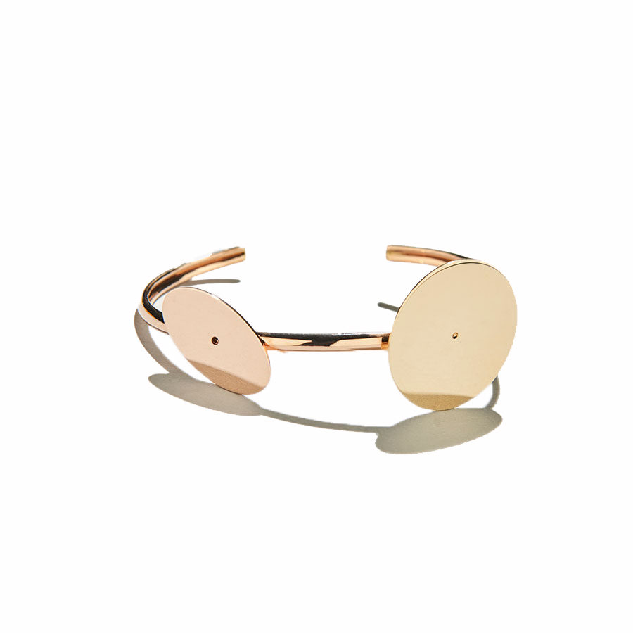 Lito Oval and Round Bracelet
