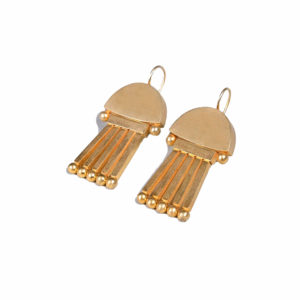 Eva Papadopoulou Knossos Earrings