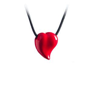 Minas A214 Real Heart Pendant