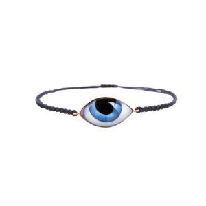 Lito Tu es Partout Grand Bleu Bracelet