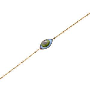 Lito Tu es Partout Petit Vert Bracelet