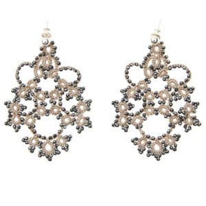 Contessina Cleo Semi-Precious Stones Earrings