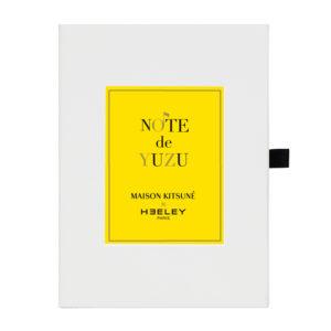 Heeley Note de Yuzu Perfume 100 ml box