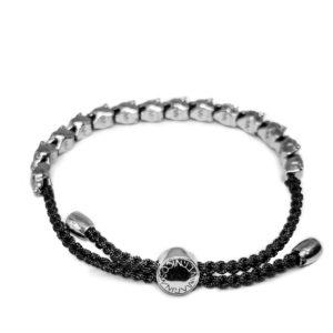 Marina Vernicos Marina Vernicos Silver Panther Bracelet
