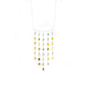 OONA Cascade Tourmaline Necklace