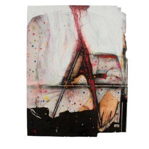 Constantinos Patsios Opus Magnum Mixed Media 2012 160 cm x 120 cm