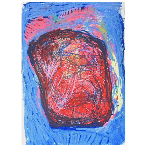 UNTITLED-10-OIL-PASTEL-ON-CARDBOARD--48X36X4CM-2018