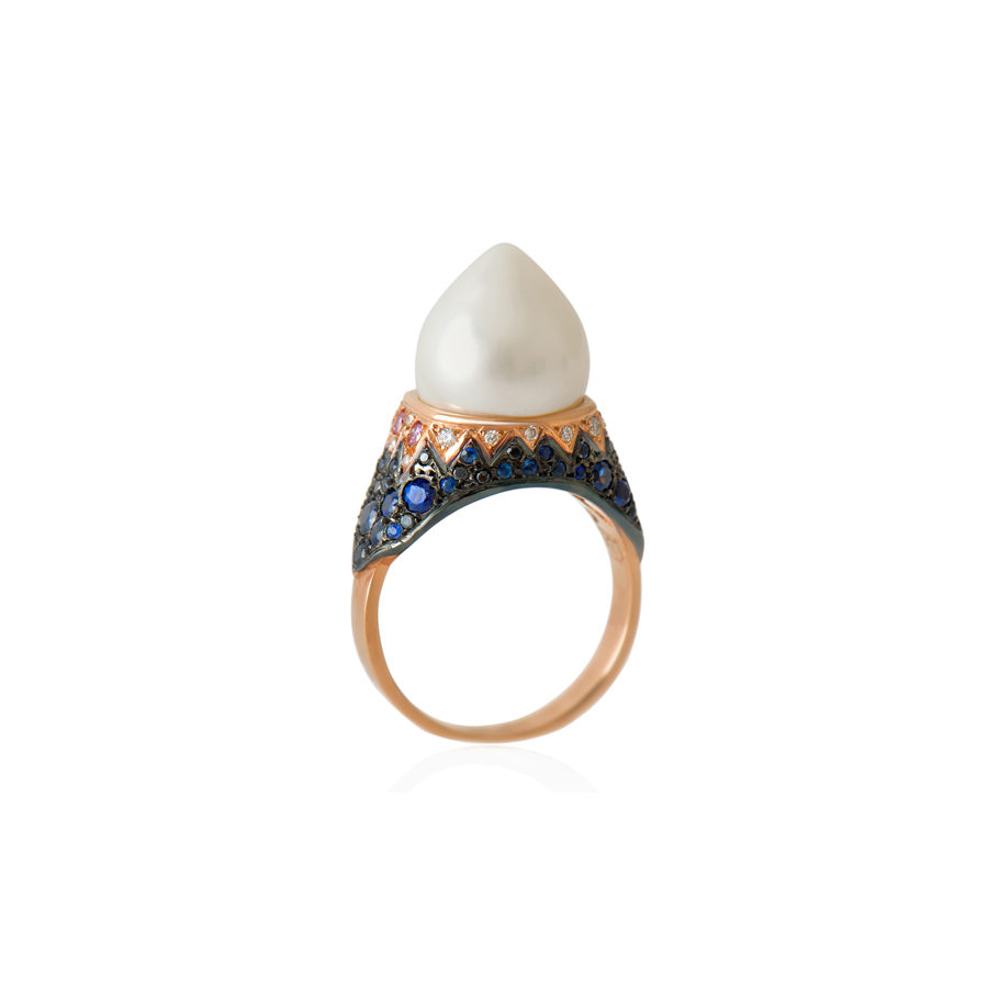 Anomy Kinky King Ring