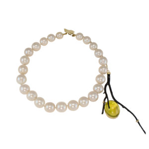Anomy Moon and Branch Necklace