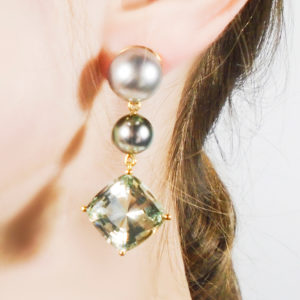 Anomy Princess Earrings