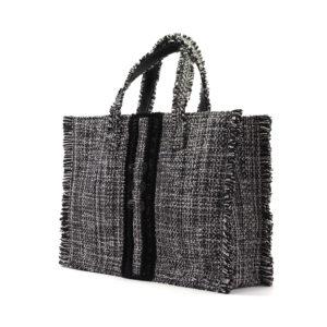 KOORELOO Epiphany Domino Fabric Tote Bag