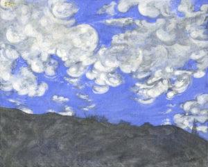 Markos Kampanis. Landscapes. 2012-13. Ακρυλικό σε ξύλο. Acrylic on wood. 270