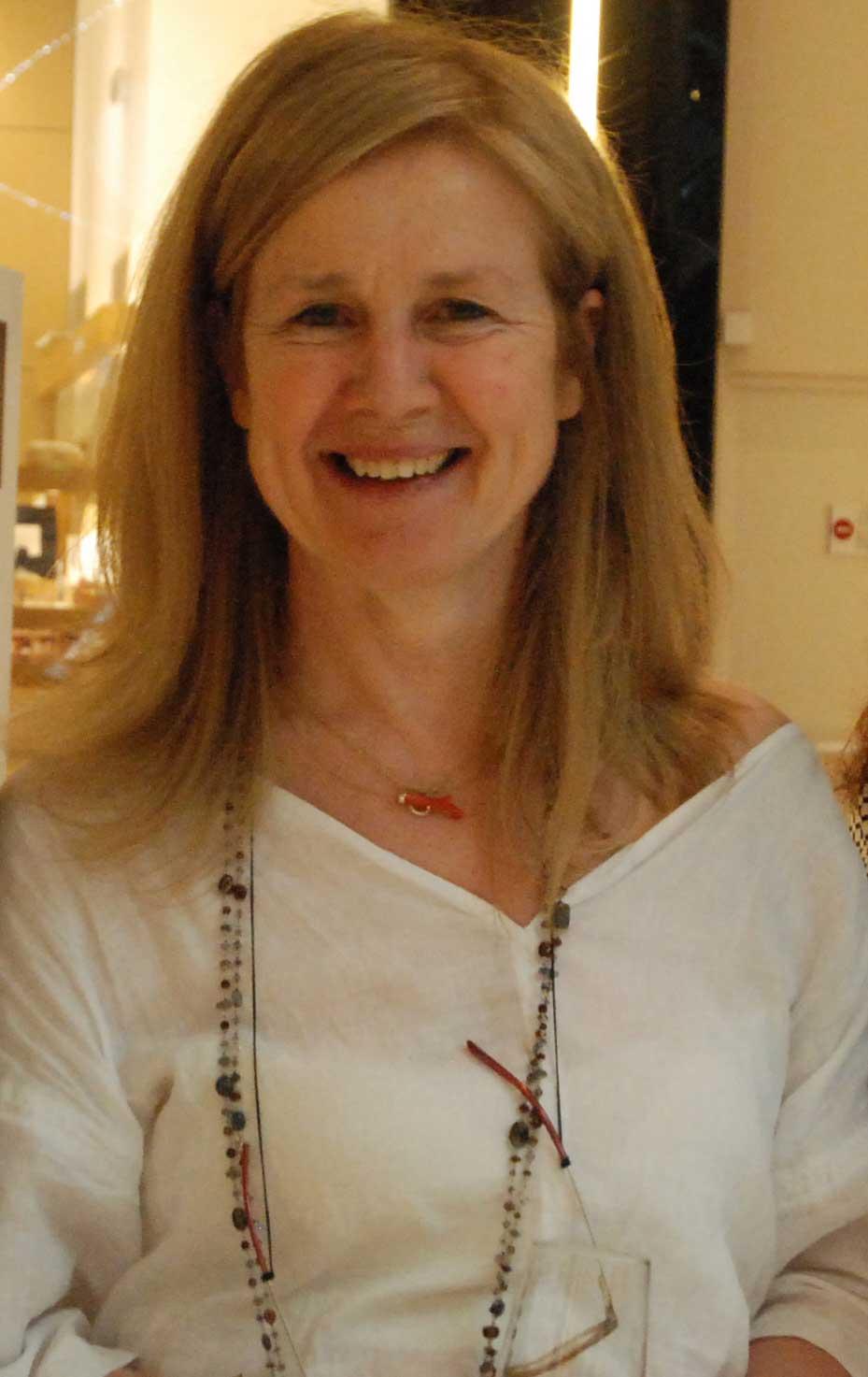 Dolly Boucoyannis Portrait