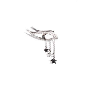 Ileana Makri Starry Night Eye Earring