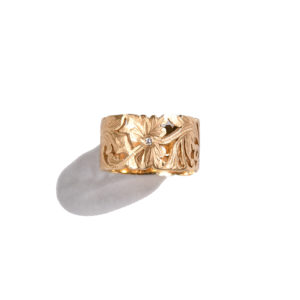 Ilena Makri Vahe Plain Ring