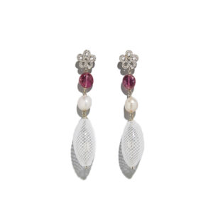 Dolly Boucoyannis Murano Earrings