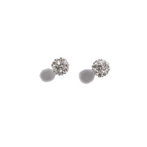 Orofasma Flower Diamond Earrings