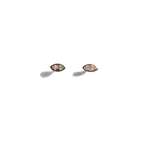 Orofasma Little Poire Diamonds Studs Earrings
