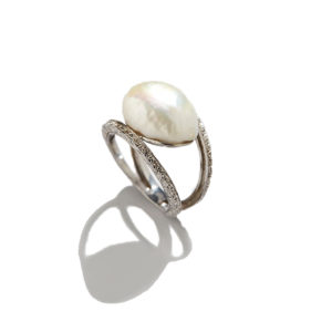 Dolly Boucoyannis Pearl Ring