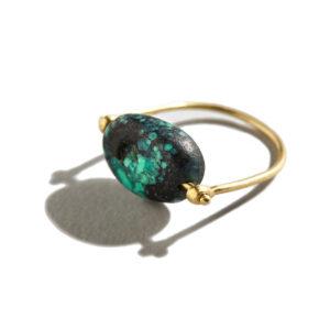 Pari Sofianou Abacus Golden Ring