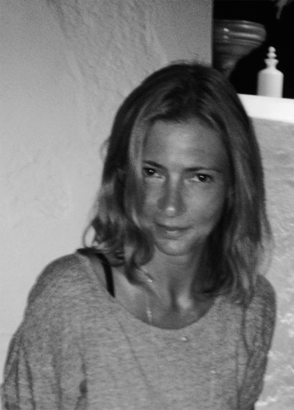 Melanie Nydegger Portrait