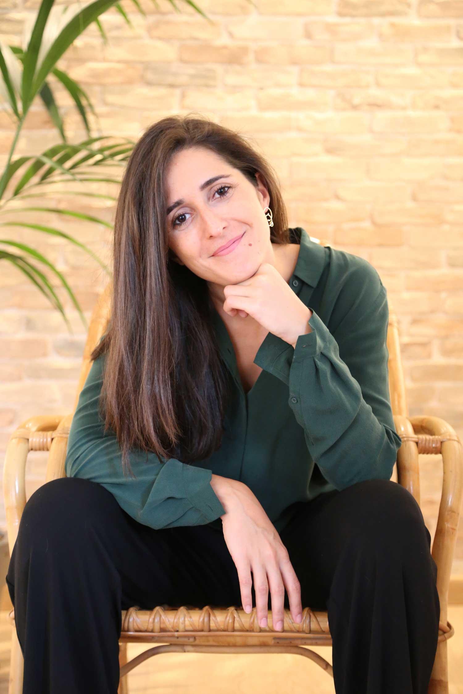 Rallou Katsari Portrait