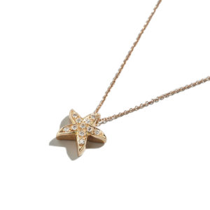 Orofasma Starfish Necklace