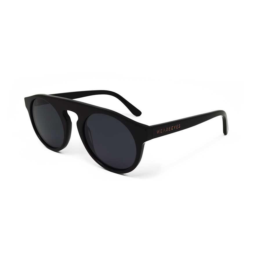 We Are Eyes Atom Black Sunglasses