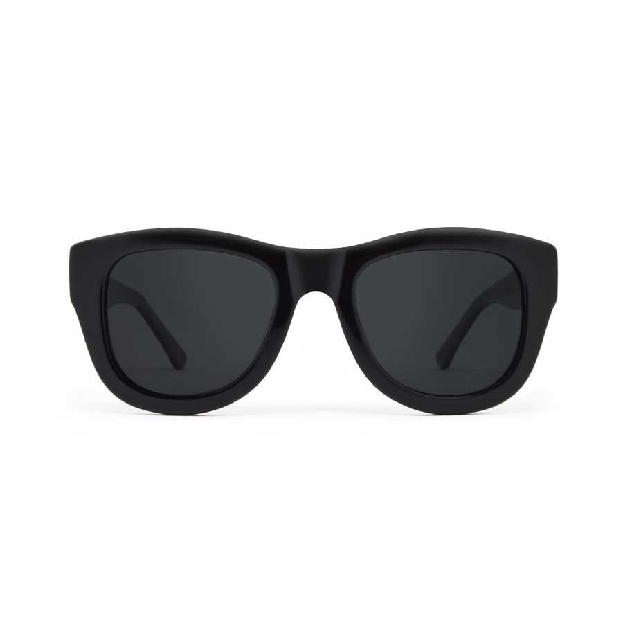 We Are Eyes Blaze Black Sunglasses