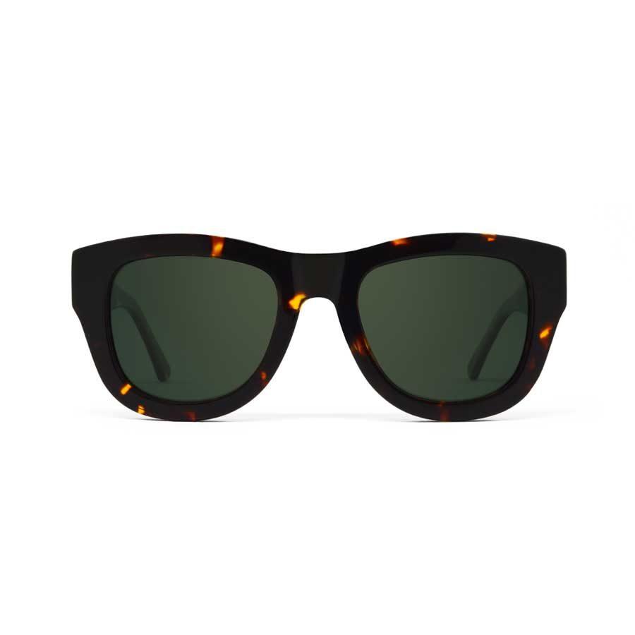 We Are Eyes Blaze Crystal Tortoise Sunglasses