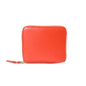 Comme des Garcons Classic line Wallet Orange