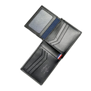 S.T. Dupont Defi Carbone Billfold 6 Credit Cards & ID Paper Holder