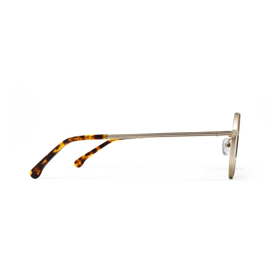 We Are Eyes Gamma Gold Sunglasses All Side