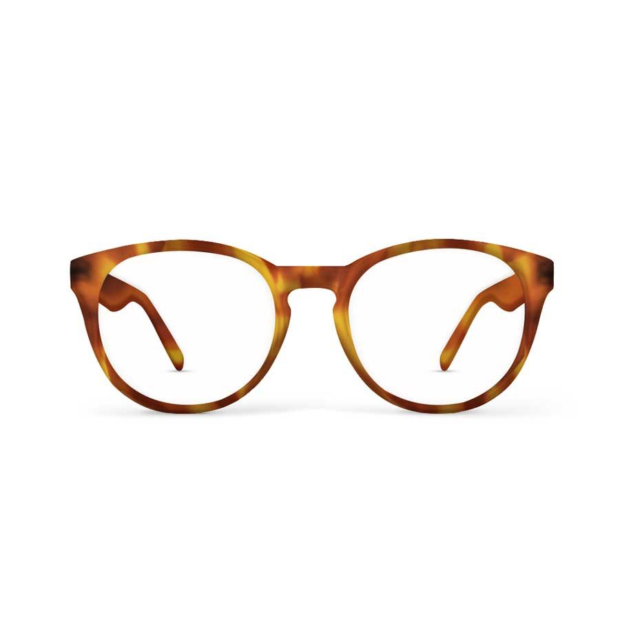 We Are Eyes Gravity Amber Optical Glasses
