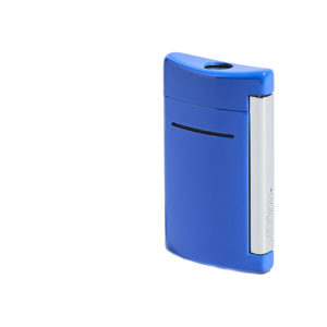 S.T. Dupont Minijet Lighter Blue Cyan
